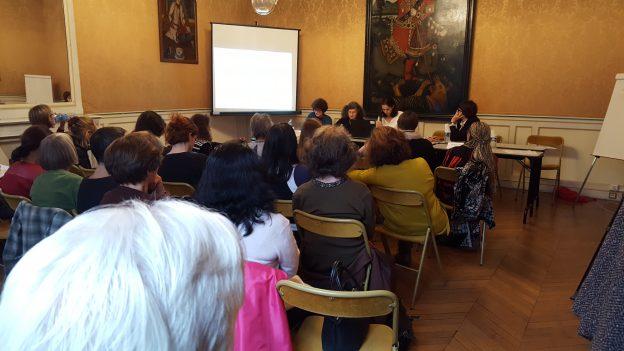 Journée d'étude «L'objet de la migration» 21 novembre. Retour en images.